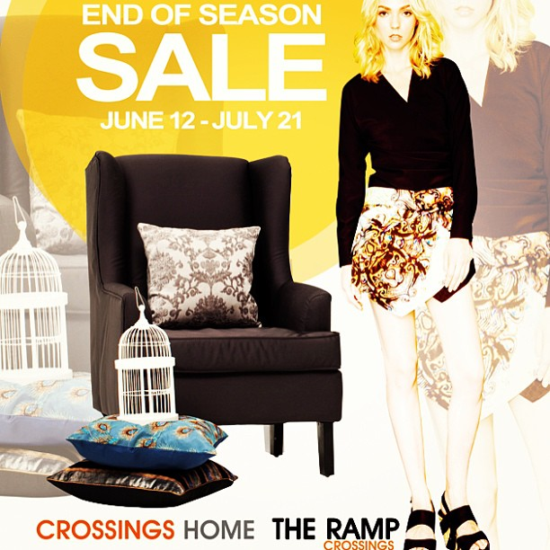 The Ramp Crossings & Crossings Home End of Season Sale June - July 2013