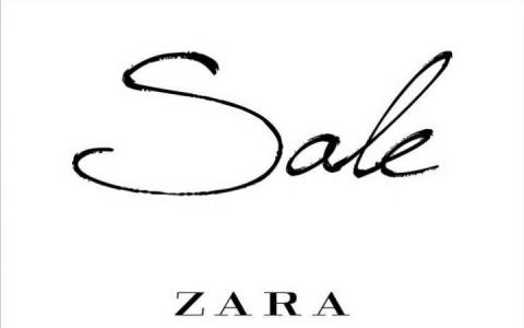 Zara End of Season Sale June - July 2013