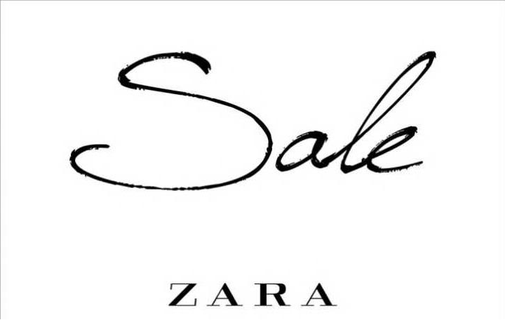 Zara End of Season Sale June - July 2013