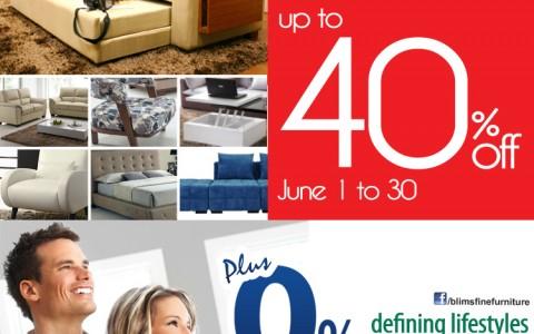 BLIMS Condo Sale June 2013