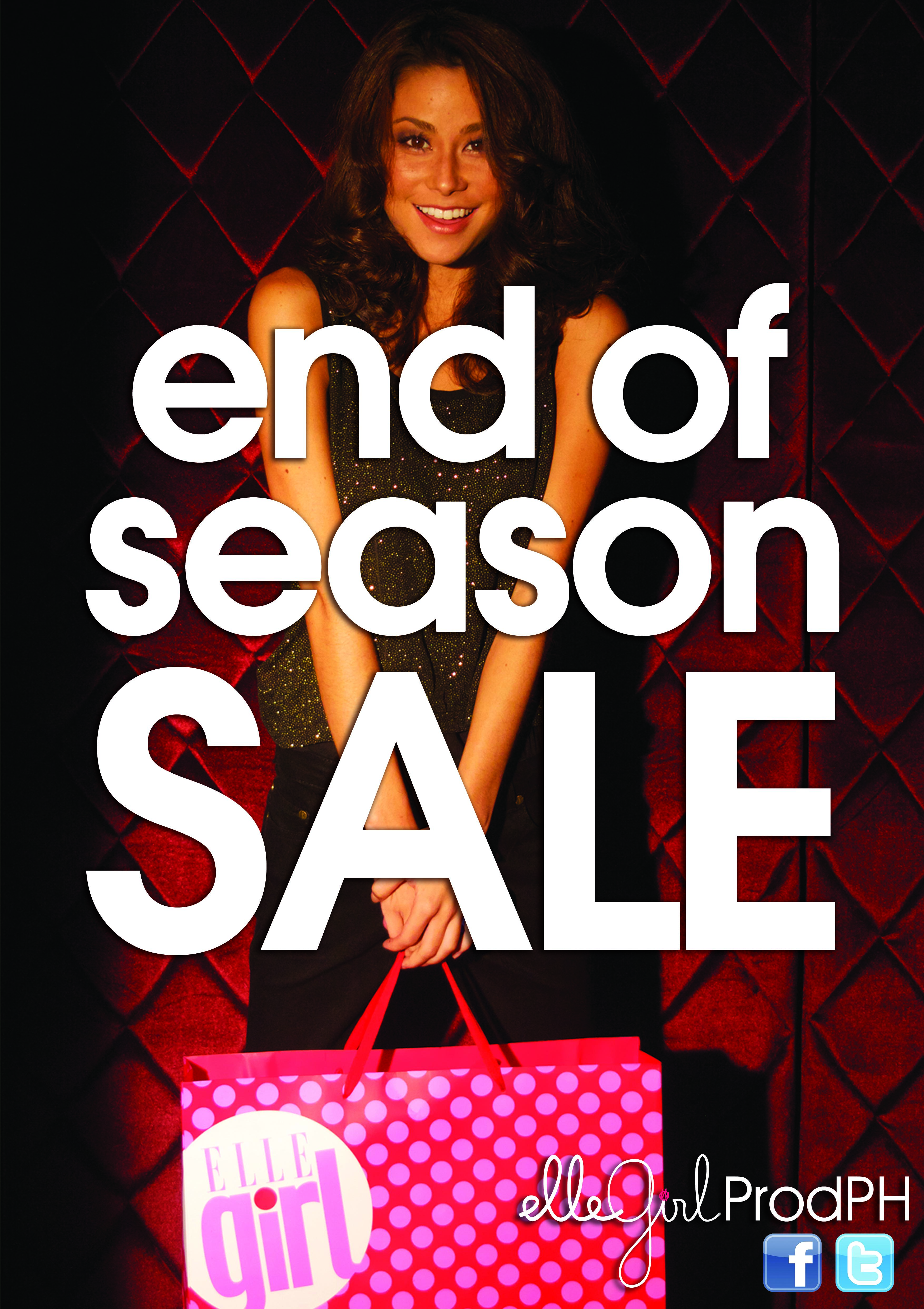 Elle Girl End of Season Sale June - July 2013