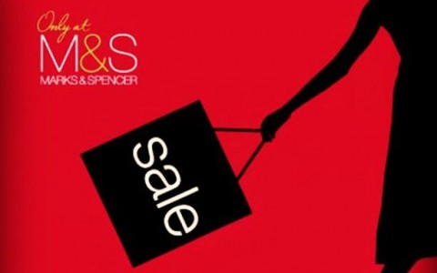 Marks & Spencer End of Season Sale (Further Reductions) July - August 2013