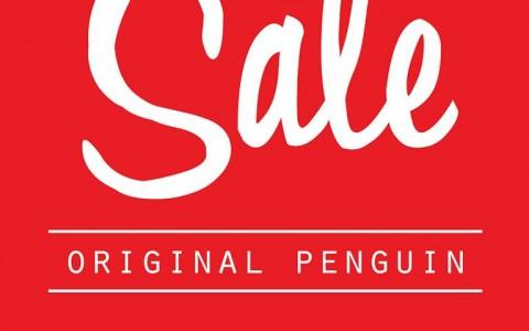 Original Penguin End of Season Sale July 2013