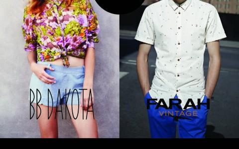 BB Dakota & Farah Vintage Sale @ SM Aura Premier August 2013