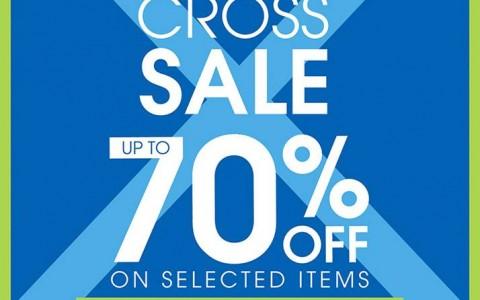 Debenhams Blue Cross Sale August 2013