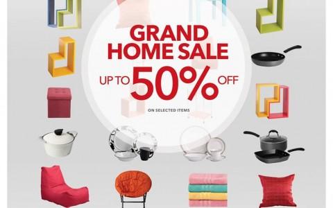 SM Homeworld Grand Home Sale August 2013