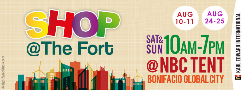 Shop @ The Fort @ NBC Tent August 2013