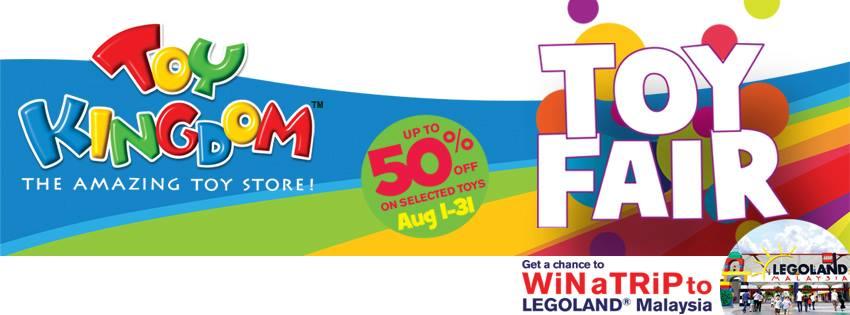 Toy Kingdom Toy Fair August 2013