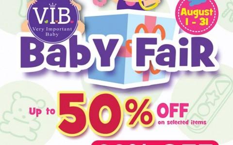 Toys R Us Baby Fair August 2013