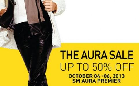 Forever 21 3-Day Sale @ SM Aura Premier October 2013