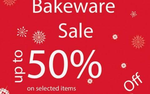Gourdo's Pre-Christmas Bakeware Sale September - October 2013