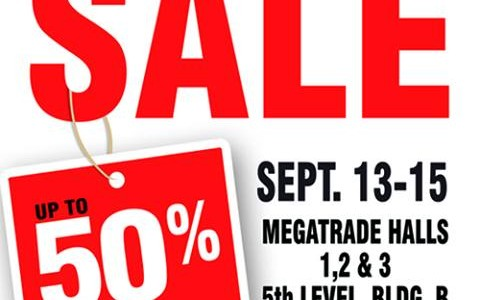 Homeworld Warehouse Sale @ SM Megatrade Hall September 2013