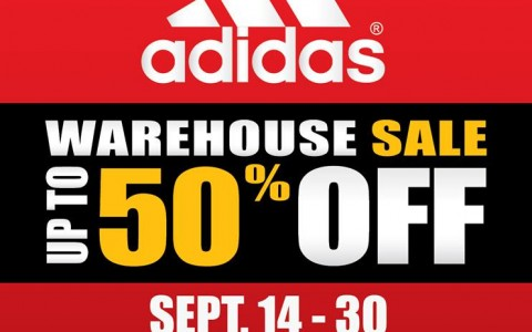 MJ46 Center Adidas Warehouse Sale September 2013