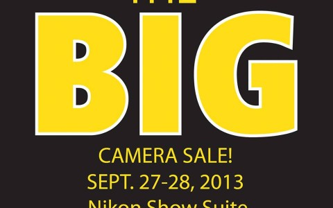 Nikon The Big Camera Sale @ Nikon Show Suite Greenbelt September 2013