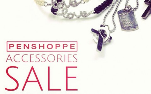 Penshoppe Accessories Sale September 2013