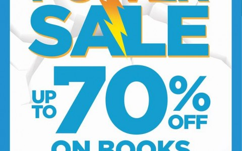 Powerbooks Power Sale August - September 2013