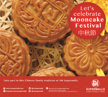 SM Chinese Mooncake Festival September 2013