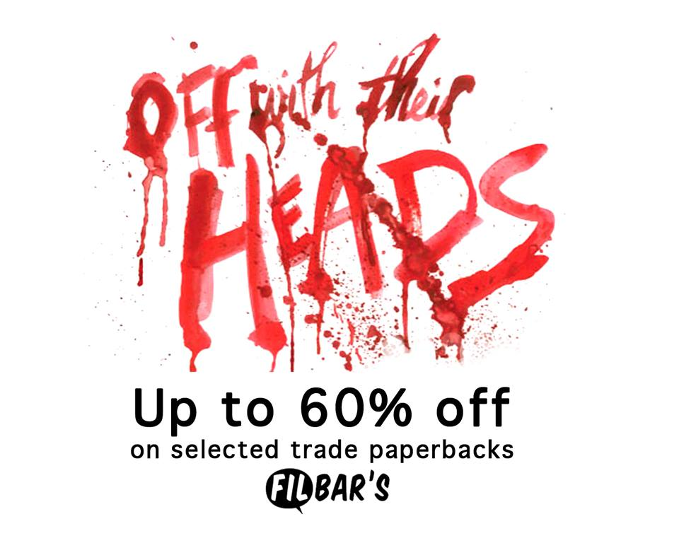 Filbar's Sale October 2013