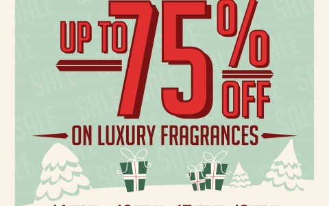 Luxury Fragrances Sale @ RCBC Plaza October 2013