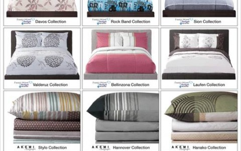 Homeworld Bedroom Linen Sale October 2013