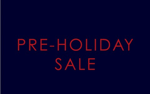 Perry Ellis Pre-Holiday Sale October 2013