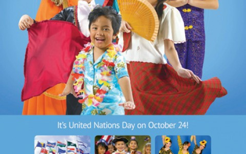 SM Supermalls United Nations Day Celebration October 2013