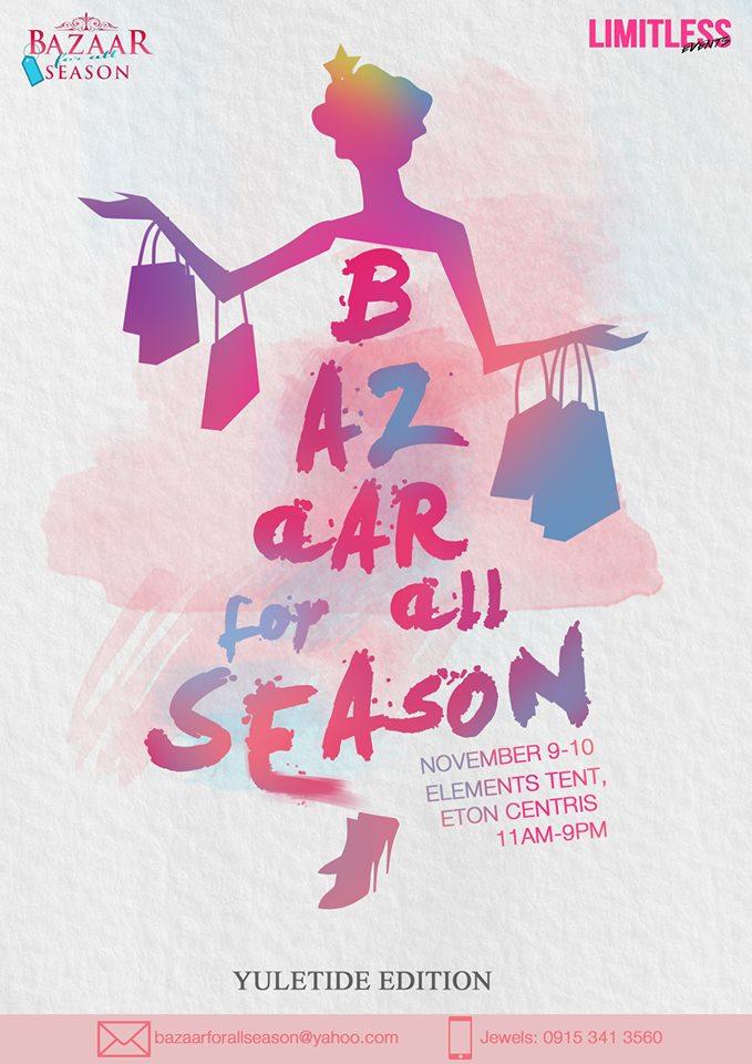 Bazaar For All Season @ Eton Centris November 2013