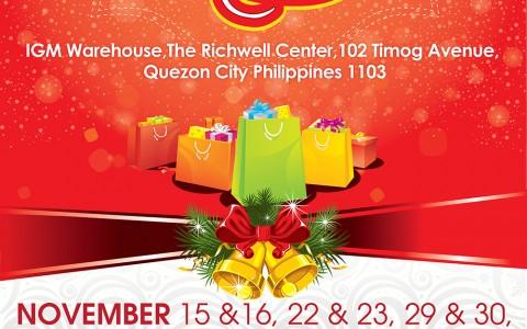 IGM Kids Pre-Christmas Sale November - December 2013