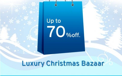 Luxury Christmas Bazaar @ Filinvest Tent November 2013