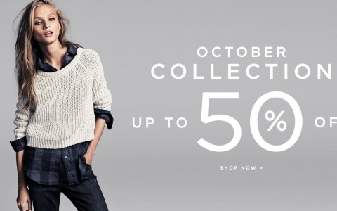 Mango October Collection Sale November 2013