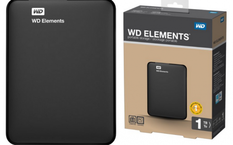 Manila On Sale WD Elements External Hard Disk Giveaway Promo November 2013