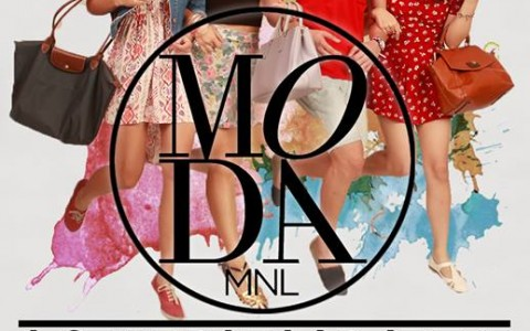 Moda MNL Style Bazaar @ MegaTent Events Place November 2013