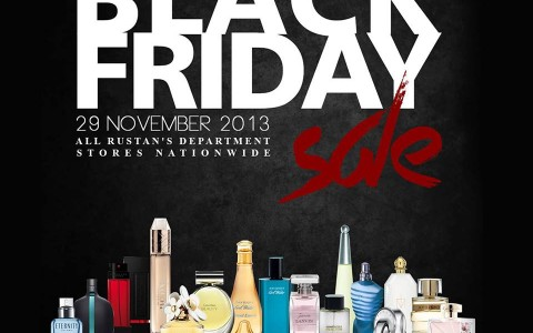 Rustans Black Friday Sale November 2013