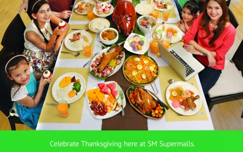SM Supermalls Thanksgiving Celebration November - December 2013