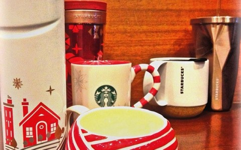 Starbucks Tumbler & Mug Sale November 2013