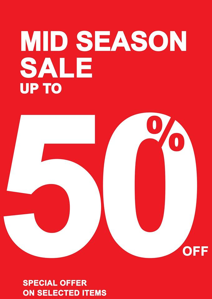 Terranova Mid-Season Sale November 2013