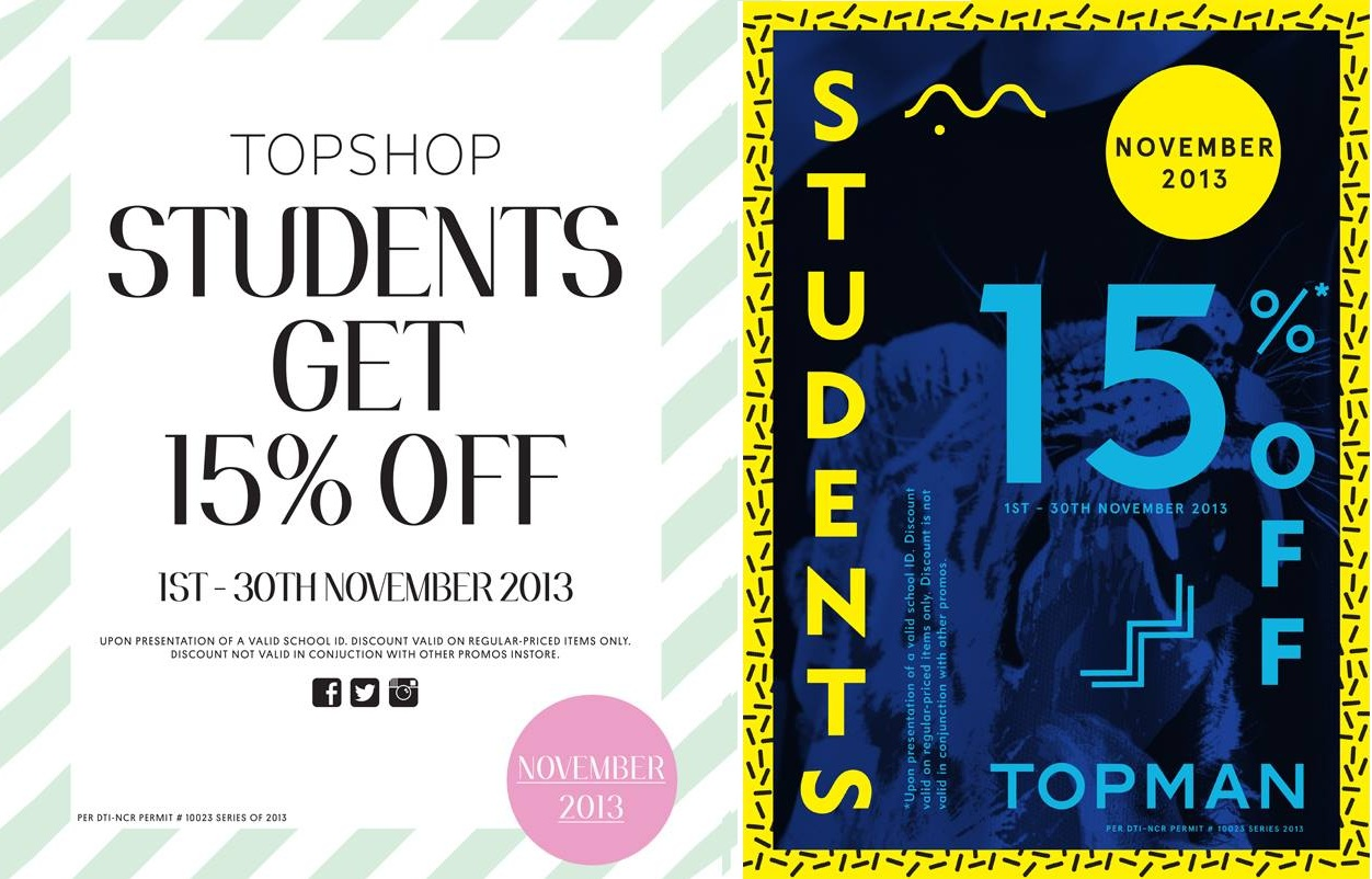Topman Promo Codes. Topman is one of the UK's largest men's fashion retailers, offering the latest in men's clothing! Buy now and get discount with Topman Student Discount Code, Topman Promotional Code, and Topman Promo Codes!