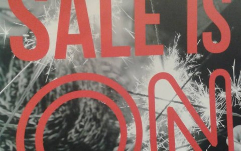 Cotton On Sale December 2013 - January 2014