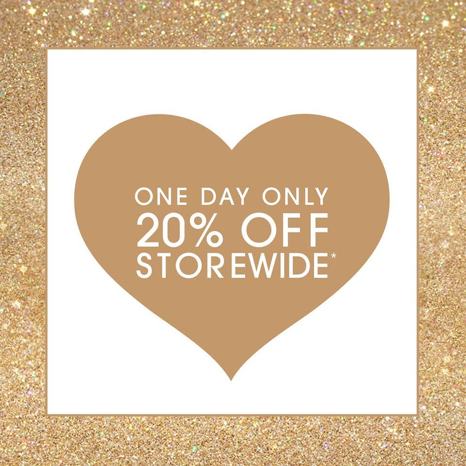 Ever New One Day Sale December 2013
