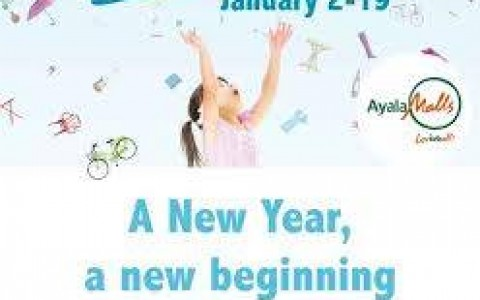 Glorietta Welcome 2014 Sale January 2014