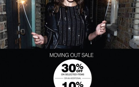 Warehouse Moving Out Sale @ Shangri La Plaza Mall December 2013