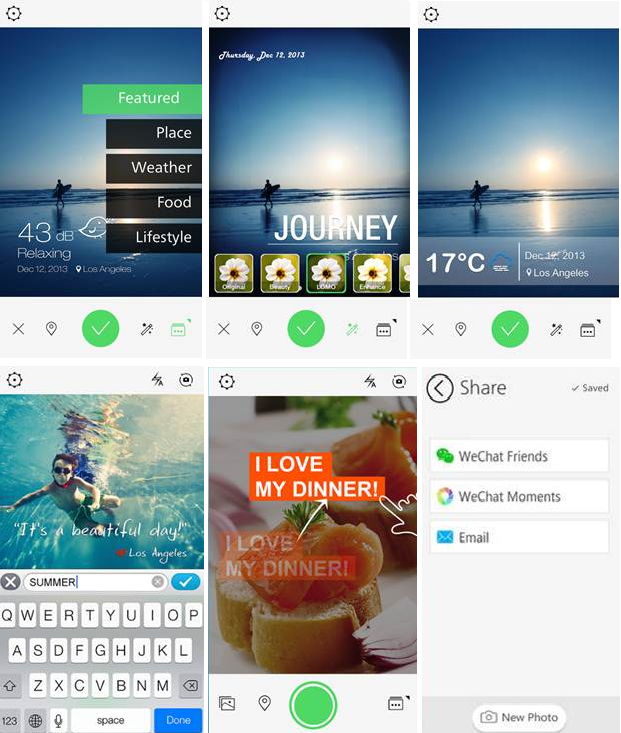 WeChat StoryCam