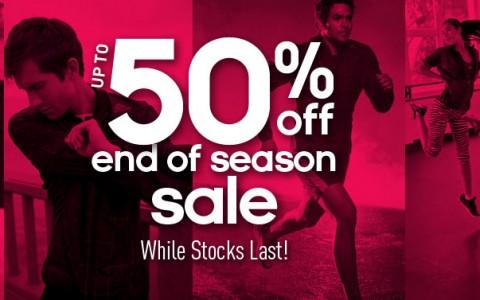 Adidas Online End of Season Sale January 2014