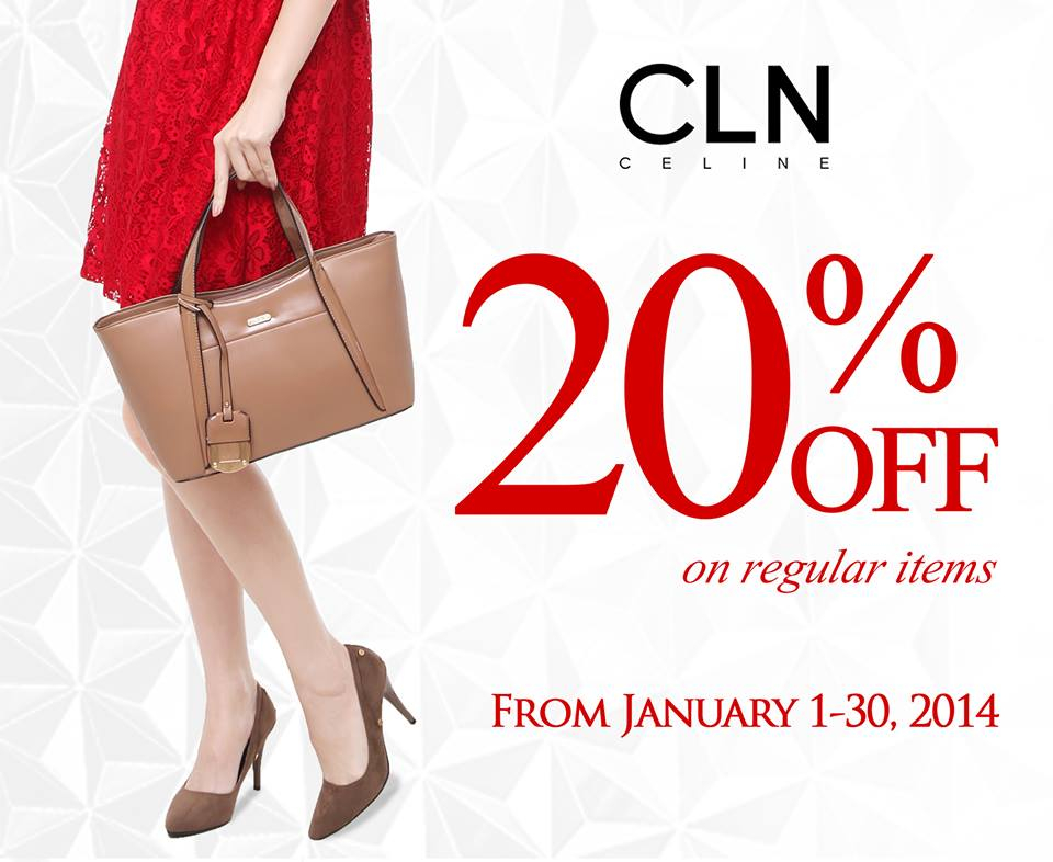 Celine Sale January 2014