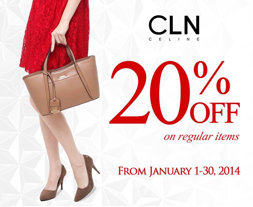 Celine Sale January 2014