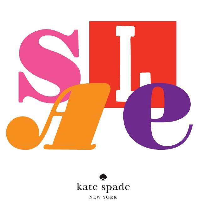 Kate Spade Sale January - February 2014