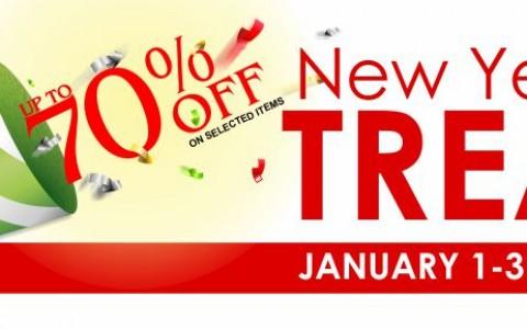 True Value New Year's Treat January 2014