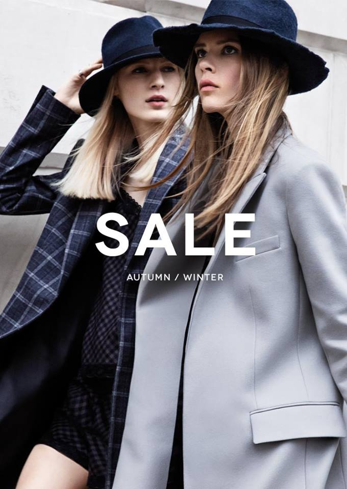Zara End of Season Sale January 2014