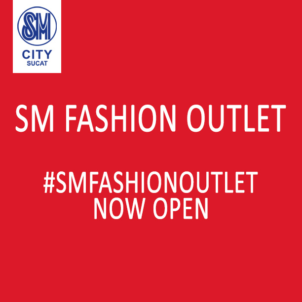 SM City Sucat Fashion Outlet