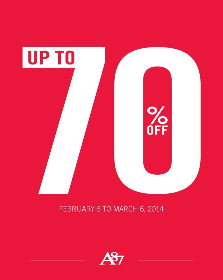 Aeropostale Sale February - March 2014